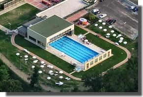 Strutture sportive for Centro sportivo le piscine guastalla